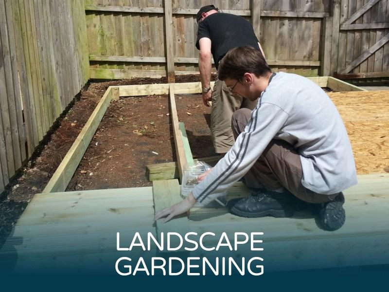 Landscaping Gardening
