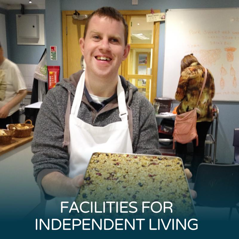 FACILITIES FOR INDEPENDENT LIVING